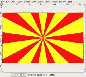 Screenshot-*Untitled-1.0 (RGB, 2 layers) 640x400 – GIMP